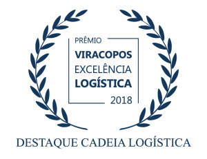 Prêmio Viracopos Excelência Logística 2018 - Destaque Cadeia Logística